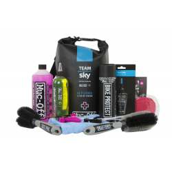 Kit di Pulizia Muc-Off Team Sky Dry Bag