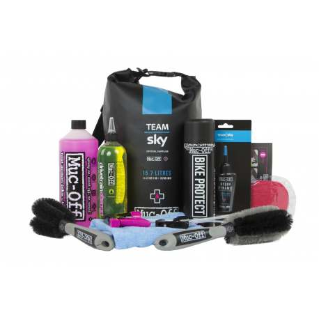 dab30b503 Kit di Pulizia Muc-Off Team Sky Dry Bag