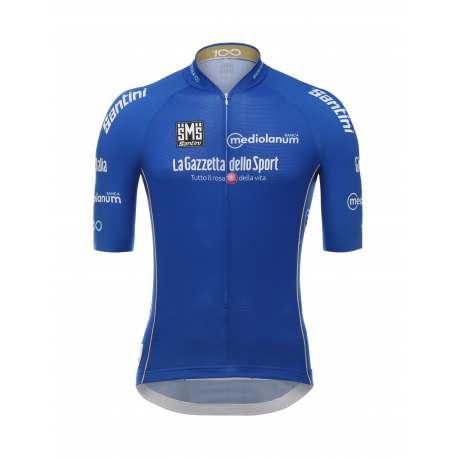 Maglia Azzurra Santini Giro d'Italia 2017