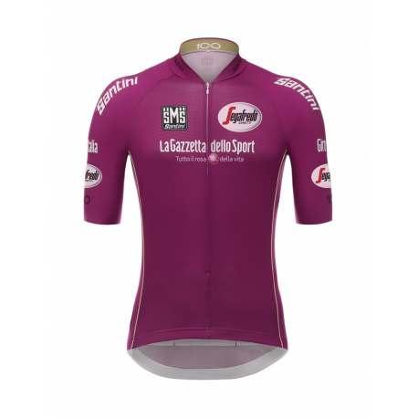 Maglia Ciclamino Santini Giro d'Italia 2017