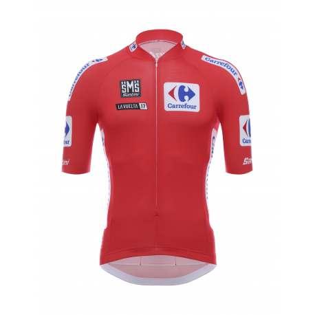 Maglia Rossa Santini La Vuelta 2017