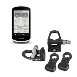 Kit Garmin 1030 + Garmin Vector 2