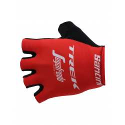 Santini Trek Segafredo Gloves 2018