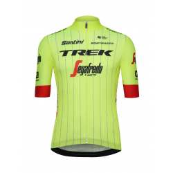 Maglia Santini Team Trek Segafredo Training 2018