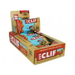Energetic Bars Box Clif Bar