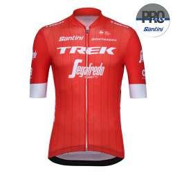 Santini Team Trek Segafredo Jersey 2018