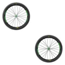 Coppia ruote Mavic XA Elite 29x2.35 Verde
