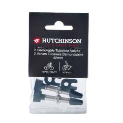 Hutchinson Tubeless Valves 2 Pieces 2018