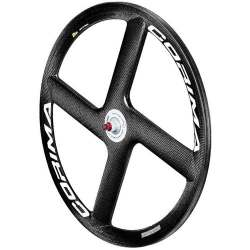 Corima Front 4 spokes Carbon Wheel Tubular 2018
