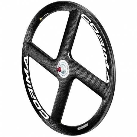 Corima Front 4 spokes Carbon Wheel Tubular 2018