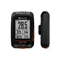 Ciclocomputer Bryton Rider 330 GPS 2018