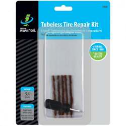 Genuine Innovations Tubeless Repair Kit with Mini Screwdriver