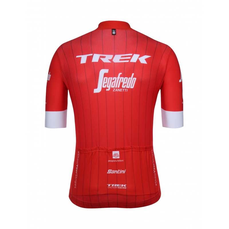 ... Santini Team Trek Segafredo Jersey 2018 ... 332df3bd5