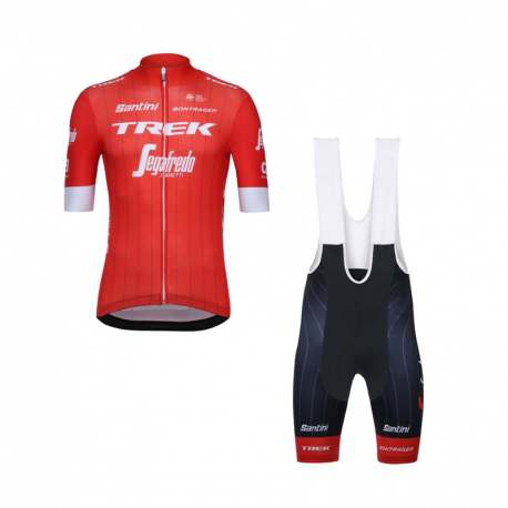 Santini Team Trek Segafredo Kit 2018  302176f12