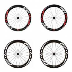 FFWD F6R Carbon Clincher Wheel Set