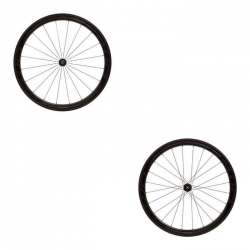 Coppia Ruote FFWD F4R FCC Tubeless Ready DT350s
