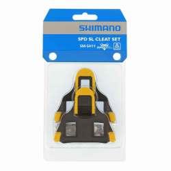 Tacchette Shimano SPD SL SH11 Giallo 6°