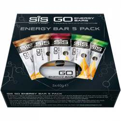 Barrette Energetiche SIS Go Energy Pack Gusti Misti