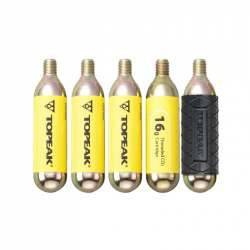 Topeak CO2 Cartridges Set 5 pcs