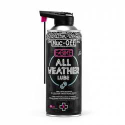 Lubrificante Catena E-Bike Muc Off All Weather 400ml