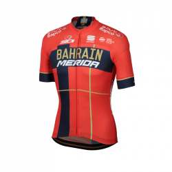 Sportful Bodyfit Team Bahrain Merida 2019 Jersey