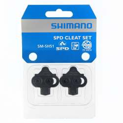Tacchette Shimano SPD SM SH51 MTB