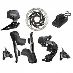 Kit Sram Force Etap AXS 2x12 Disc Flat Mount