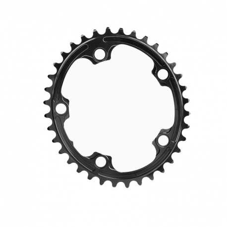 Corona Ovale Absolute Black 110x5