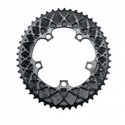 Absolute Black Oval Chainring 110x5
