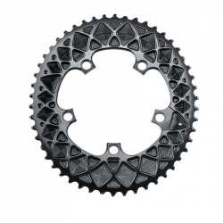 Corona Ovale per Sram Absolute Black 110x5