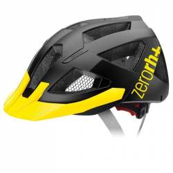 Casco Zero rh+ Black Combo