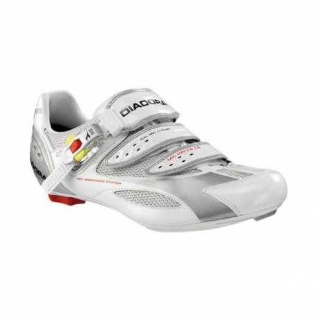 Diadora Mig Racer - Bianco argento