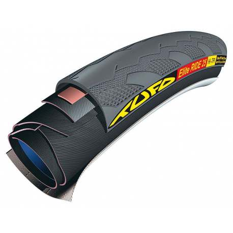 TUFO Elite Ride tubolare 28x25mm