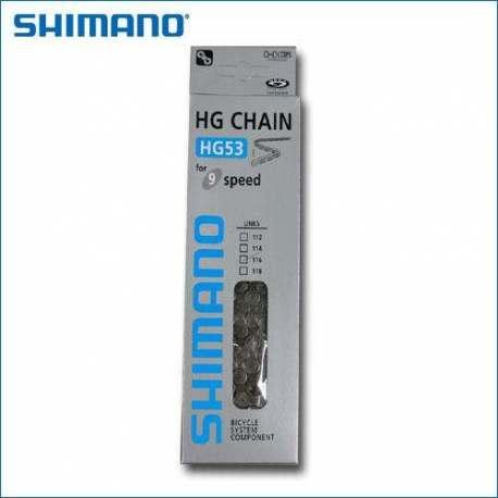 Catena Shimano Deore/Tiagra CN-HG53 9v. 116 maglie