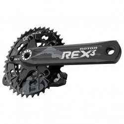 Guarnitura Rotor MTB Rex3.2 110/60x5