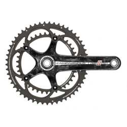 Guarnitura Record Ultra-Torque CT Carbon 50-34