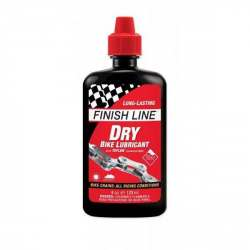 Lubrificante Secco Finish Line Teflon Plus Professionale 120 ml