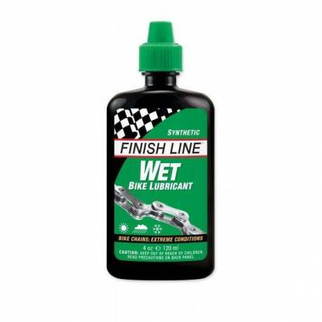 Lubrificante umido sintetico cross country 120 ml. a goccia