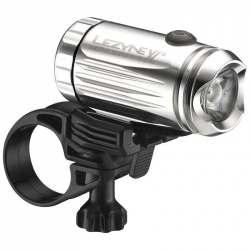 Luce Mini Drive XL anteriore 250 lumen - ARGENTO