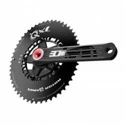 Guarnitura Rotor 3D+ (senza corone), 110x5