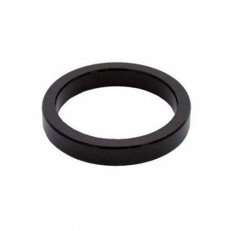 Spessore Alluminio 1& 39 & 39  - 5 mm NERO