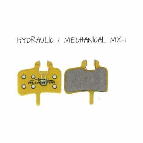 Sintered Brake Pads Alligator For Hayes-Promax