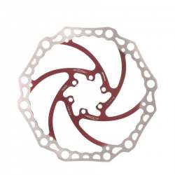 Disc Rotor Alligator Crown X 140mm - Red