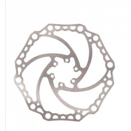 Disco freno Alligator Crown X 160mm - Silver