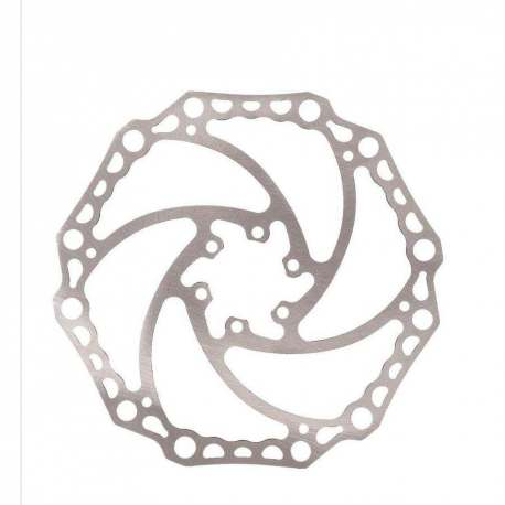 Disc Rotor Alligator Crown X 180mm - Silver