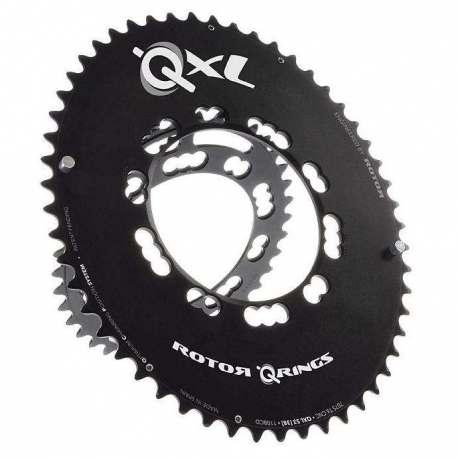 Corona Rotor QXL Ovale 16% - Esterna Aero 52Ad 110x5