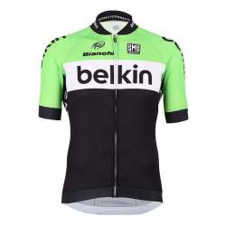 Santini Belkin Replica Jersey