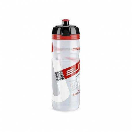 Borraccia Elite Supercorsa Clear Logo Red Bio - 750ml