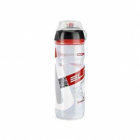 Borraccia Elite Supercorsa MTB Clear Logo Red Bio - 750ml