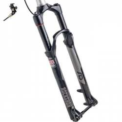 Rock Shox SID XX Solo Air XLoc 27.5 100mm - Tapered - ML15 NERA - NOVITÁ 2015